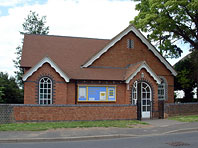 How To Find Harvington Baptist Chapel